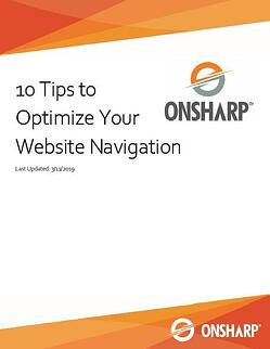 Your next website redesign project should include these 10 tips to optimize your navigation