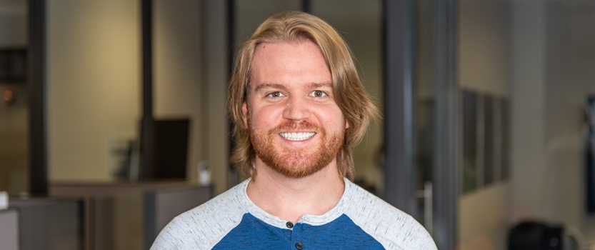 Adam McNevin Joins #TeamOnsharp as a Python Developer