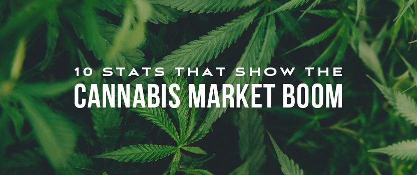 10 Stats That Show the Cannabis Market Boom