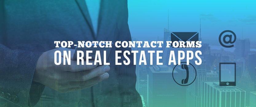 Top-Notch Contact Features on Real Estate Apps