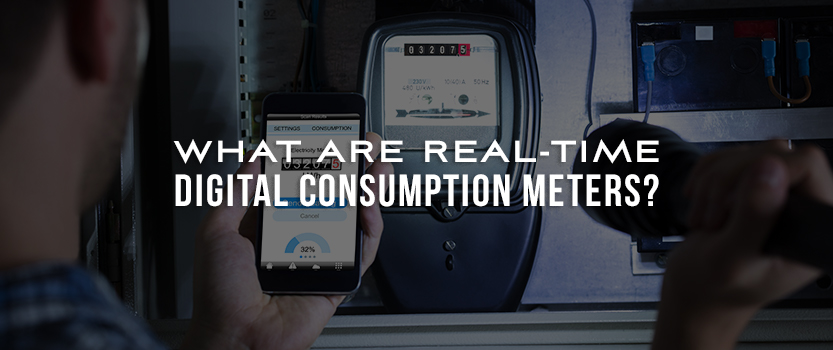 What are Real-Time Digital Consumption Meters?