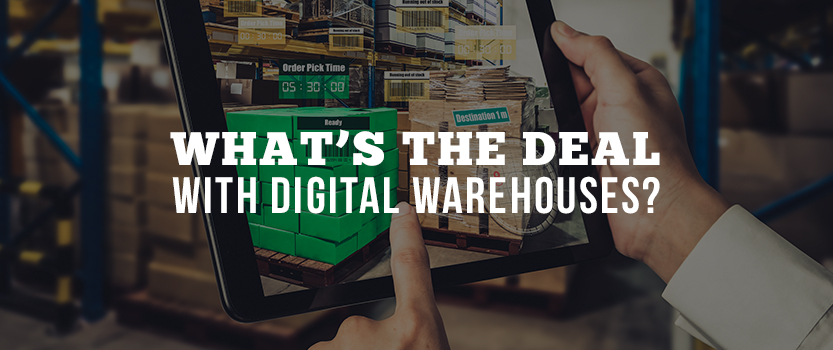 What's the Deal with Digital Warehouses?