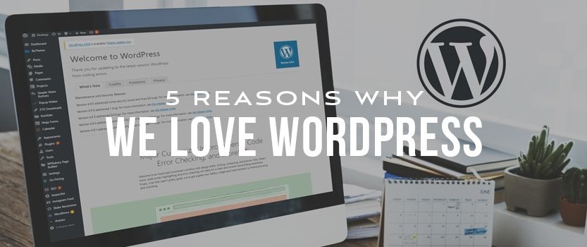 Featured_Image_5_Reasons_Why_We_Love_WordPress