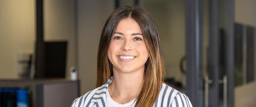 Sydney Crockett Joins #TeamOnsharp as a Digital Strategist