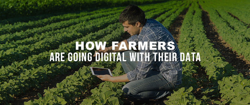 How Farmers Are Going Digital with Their Data